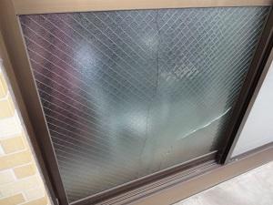 東京都大田区 M様|ガラス修理/交換